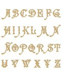 <h2>Alphabet Silhouette 004 Carmencita Capital Letter 30mm</h2><p>Approximate size (heigth):</p><ul><li>3 x 3 cm (1,2 x 1,2 in)</li></ul>