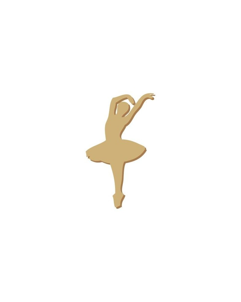 Silhouette Figure 003 Bailarina ballet