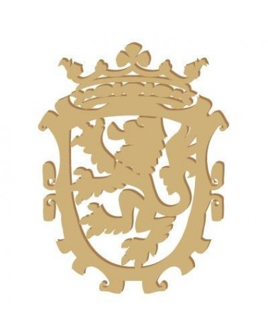 Silhouette Figur 012 Wappen