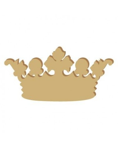 Figure Silhouette 017 Crown