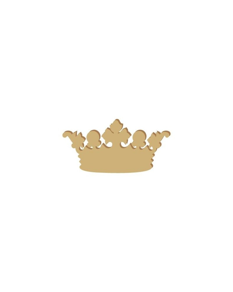 Silueta Figura 017 Corona