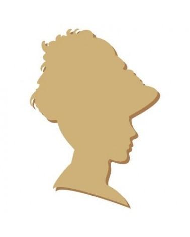 Figure Silhouette 041 Woman