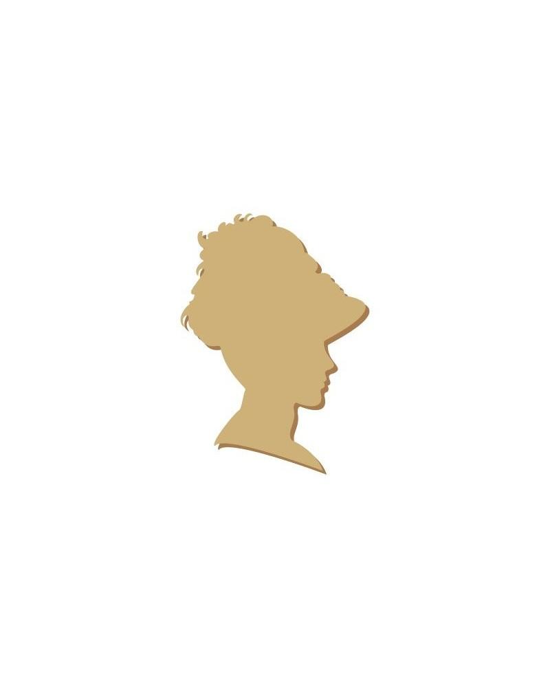 Silhouette Figure 041 Mujer