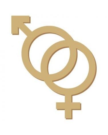 Silueta Figura 045 Símbolos