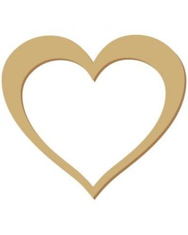 Figure Silhouette 046 Heart