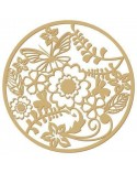 <H2>Silueta Floral 001 Roseton flores</H2><p>Silueta de madera de chopo de 3mm</p><p>Tamaños siluetas:</p><p> · (S) Estándar: 6,5 x 6,5 cm</p><p> · (M): 9,75 x 9,8 cm</p><p> · (L): 13 x 13 cm</p><p> · (XL): 16,25 x 16,3 cm</p><p> · (XXL): 19,5 x 19,5 cm</p>