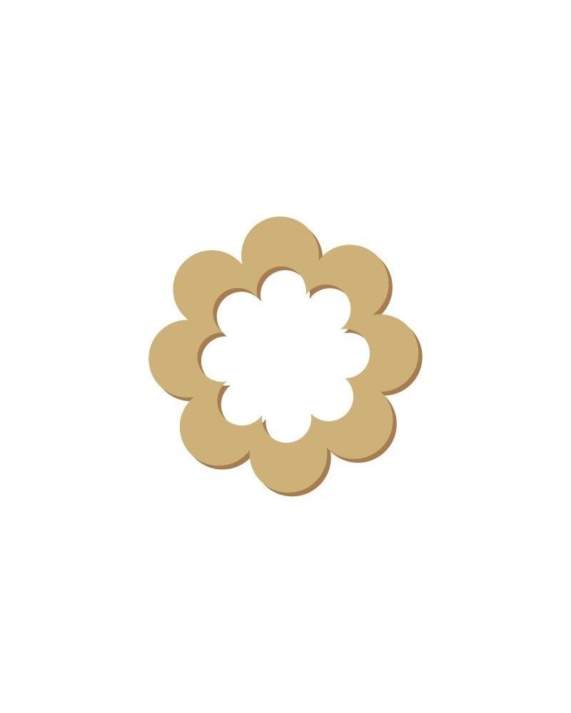 Silueta Floral 003