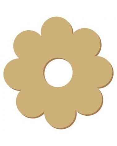 Silueta Floral 004