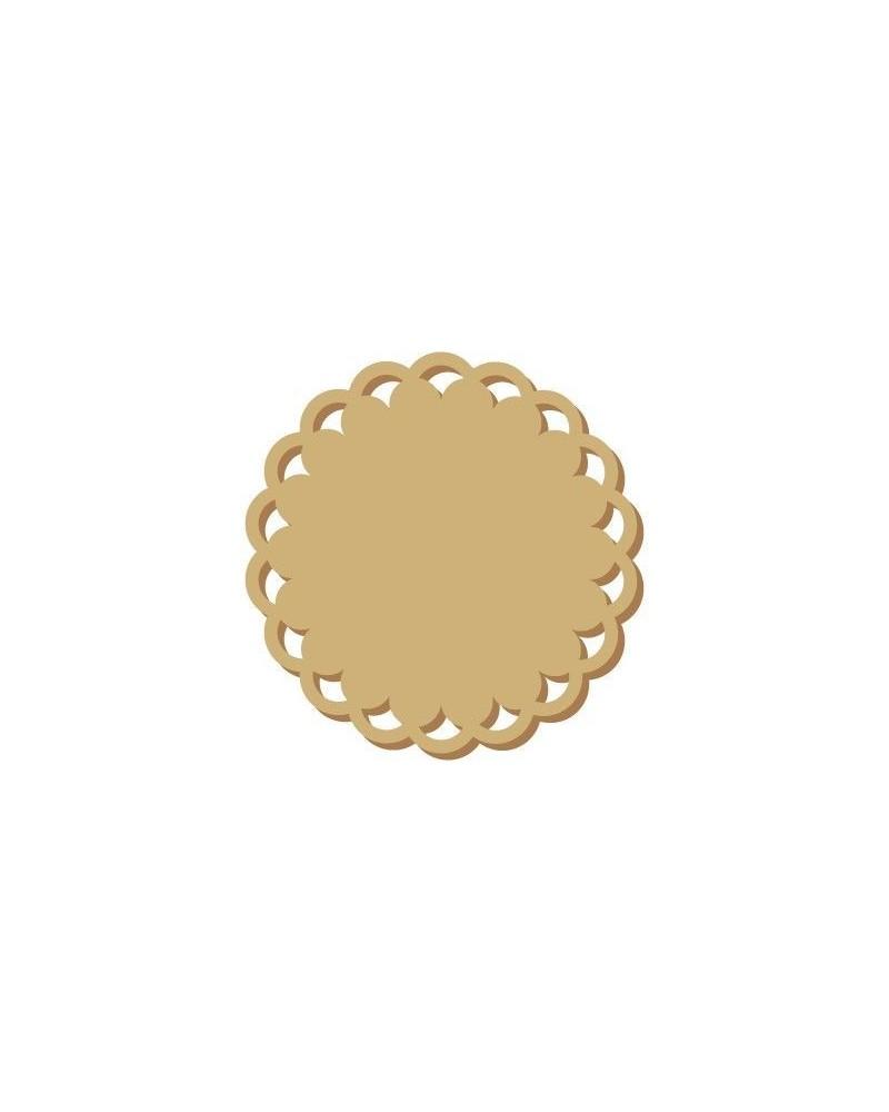 Silhouette Plate 022