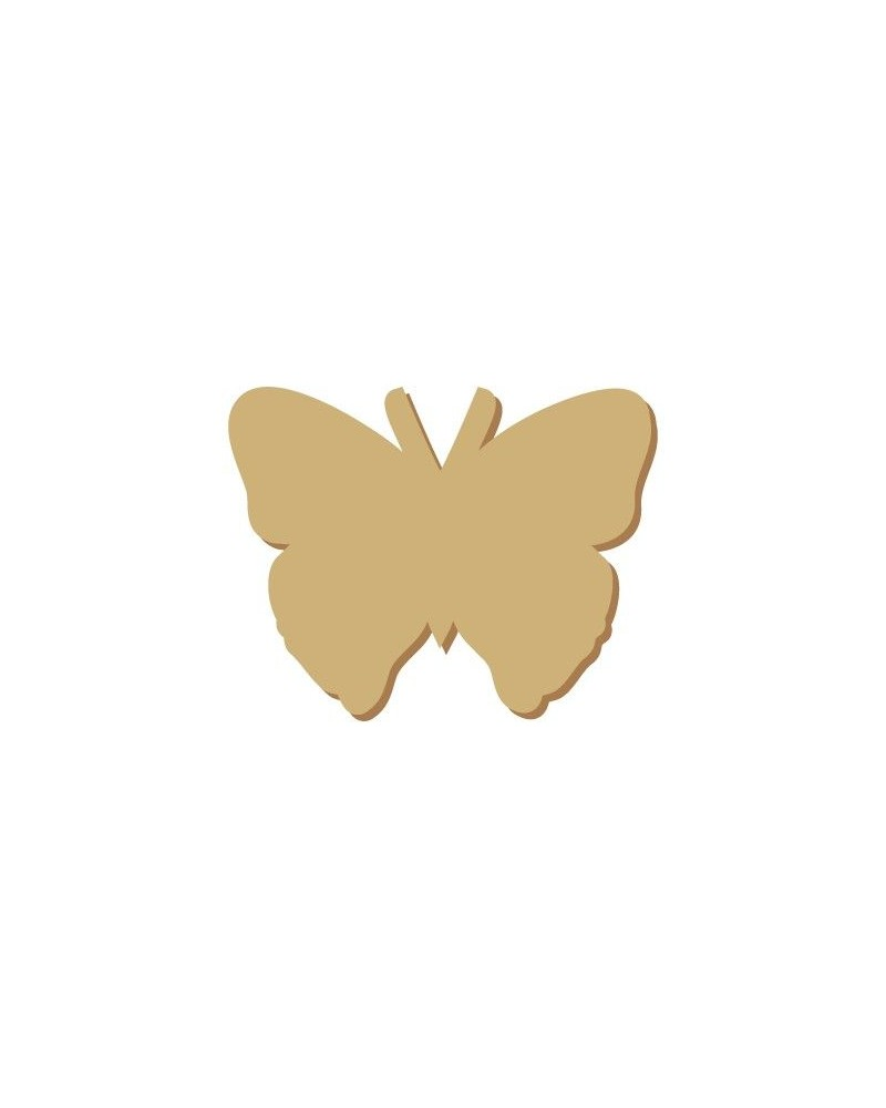 Silueta Mini 002 Mariposa