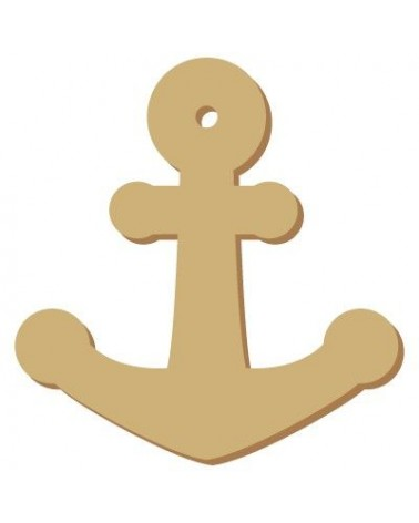 Mini Silhouette 006 Anchor