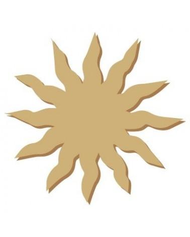 Silhouette Mini 007 Sonne