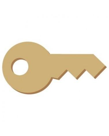 Mini Silhouette 013 Key
