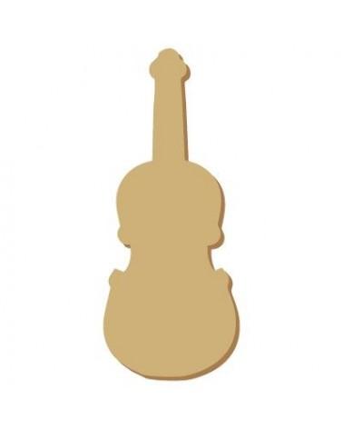 Silhouette Mini 017 Geige