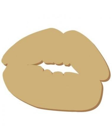 Mini Silhouette 026 Lips