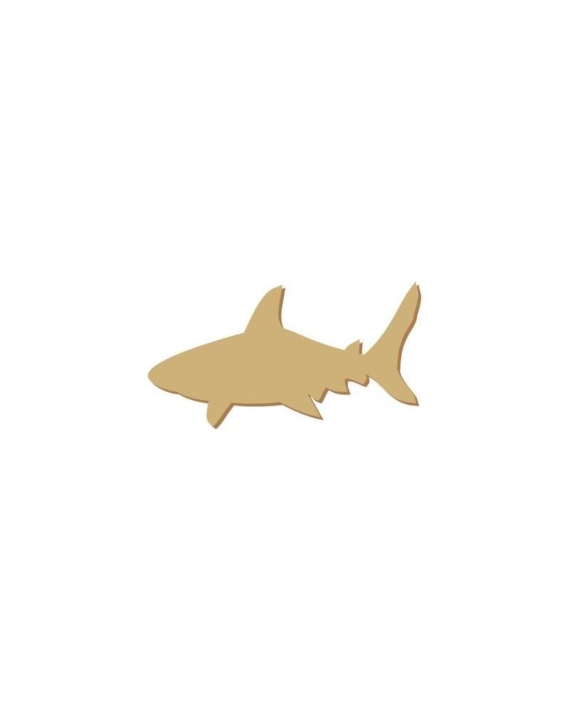 Silueta Mini 029 Tiburón