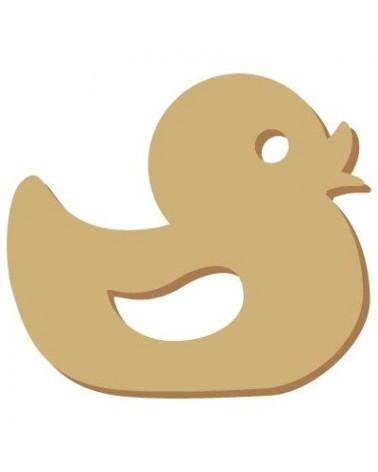 Mini Silhouette 032 Duckling