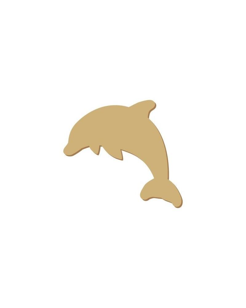Silhouette Mini 042 Delfín