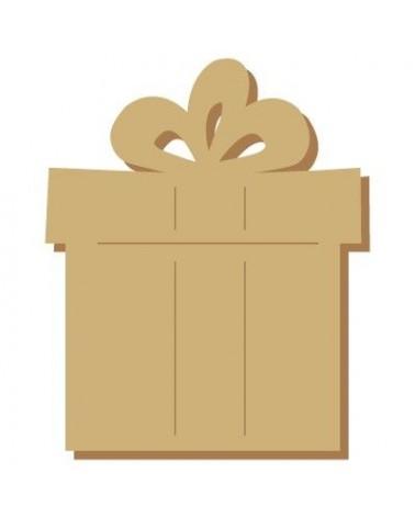 Mini Silhouette 062 Christmas 5 Gift