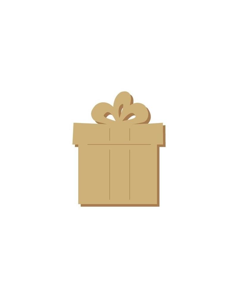 Silueta Mini 062 Navidad 5 Regalo
