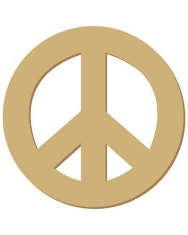 Silhouette Mini 067 Friedenszeichen