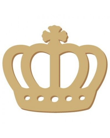 Mini Silhouette 074 Queen Crown