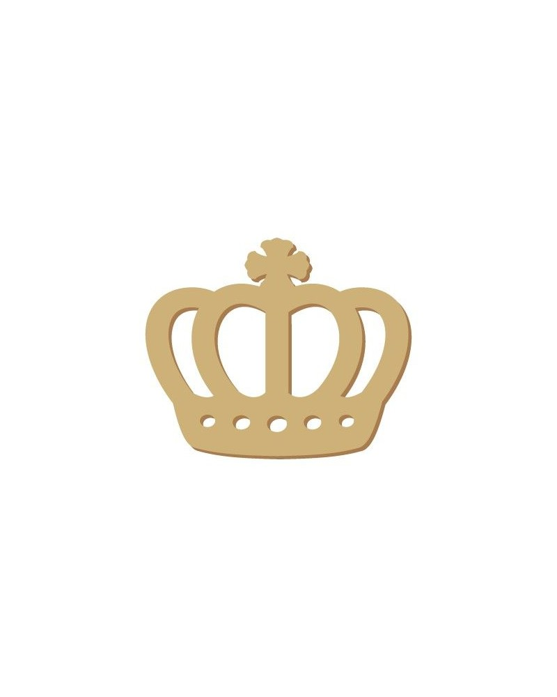 Silueta Mini 074 Corona Reina