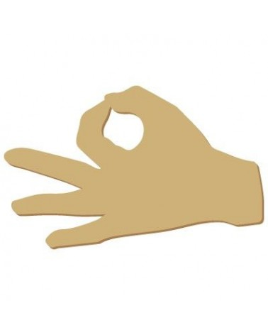 Silhouette Mini 078 Hand perfekt