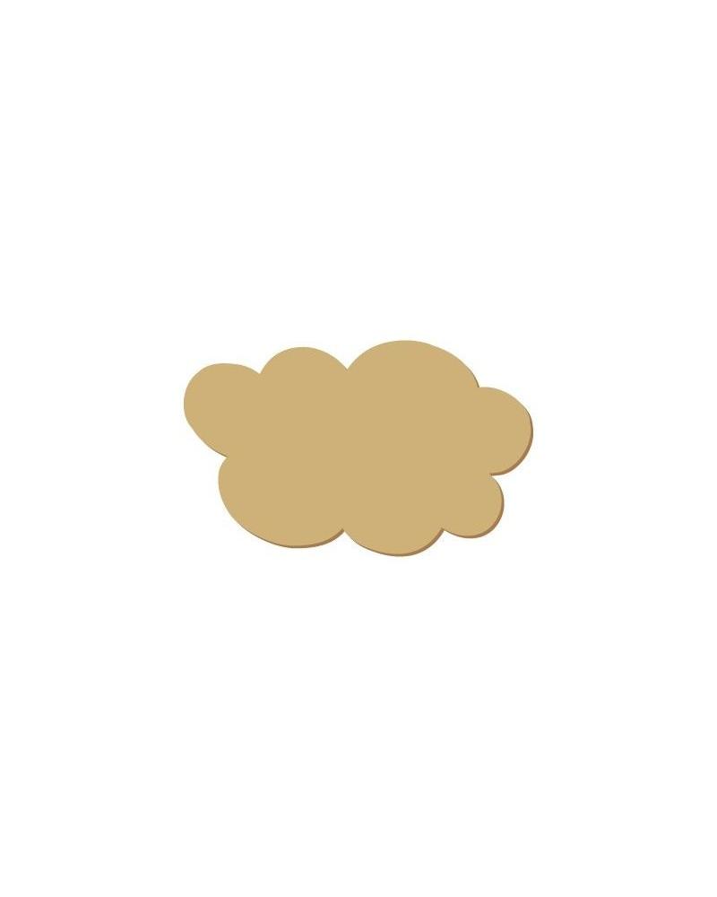 Silueta Mini 083 Nube