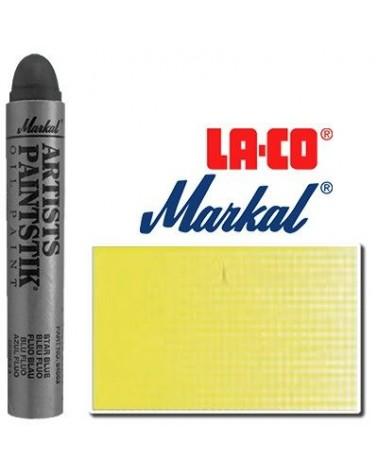 Pintura Markal Paintstik Pro 50ml Amarillo Sol Fluorescente