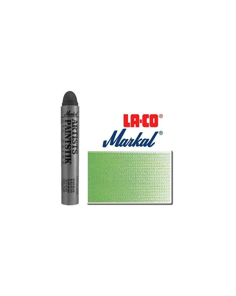 Markal Paintstik Paint Pro 50ml Fluorescent Real Green