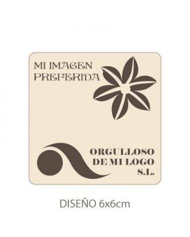 Stencil de Tu Imagen 001 9x9cm