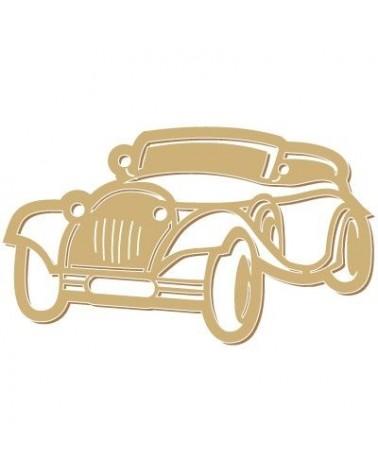 Silhouette Figur 057 Auto