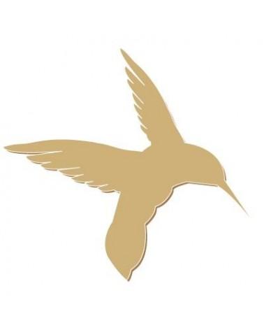Silueta Figura 058 Colibri