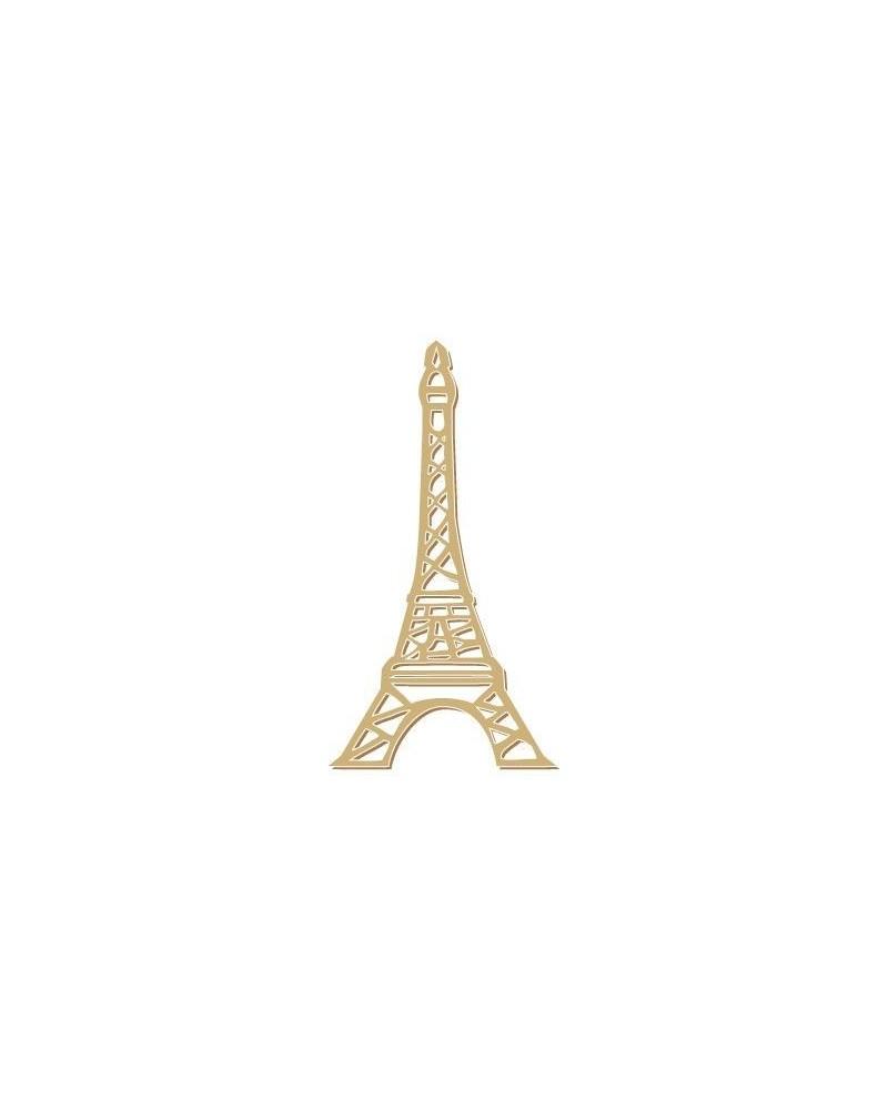 Silhouette Figur 061 Eiffelturm