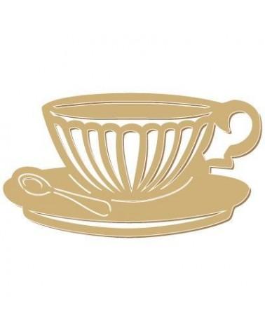 Silhouette Figur 062 Tasse