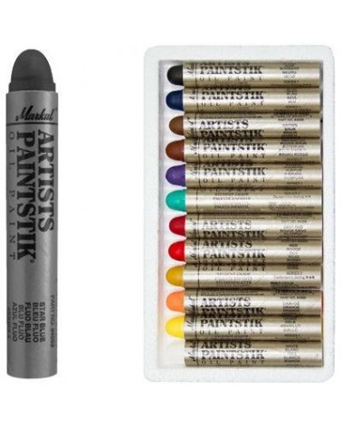 Pintura Markal Paintstik Student 50ml Set 12