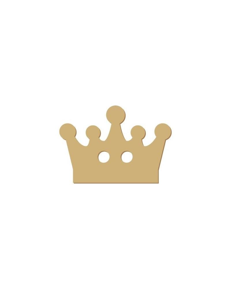 Silueta Boton 017 Corona