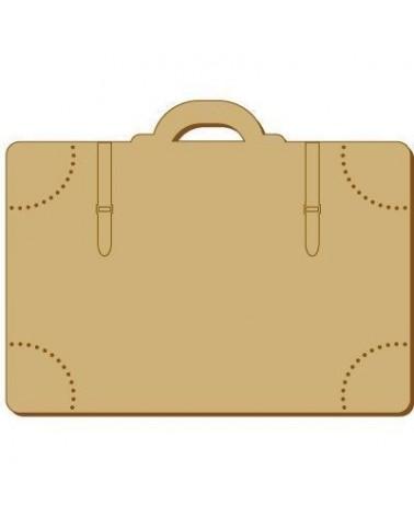 Silhouette Figure 089 Suitcase