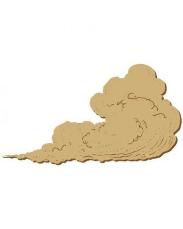 Silhouette Figur 090 Wolke