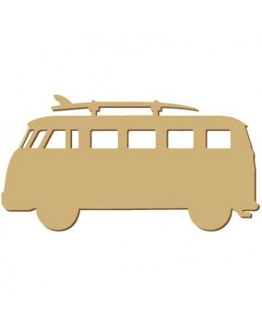 Silueta Figura 096 Bus