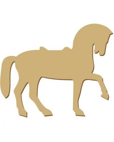 Silhouette Figure 103 Horse