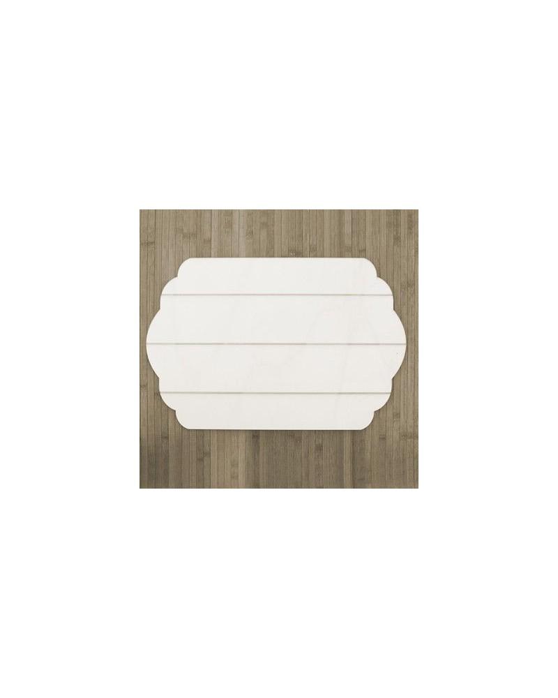 Wood Board 014 Striped