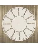 <h2>Wood Board 015 Clock</h2> <p>Aproximate size (width x heigth):</p> <ul><li>25 x 25 cm (9,8 x 9,8 in)</li> <li>40 x 40 cm (15,7 x 15,7 in)</li> <li>60 x 60 cm (23,6 x 23,6 in)</li> </ul>