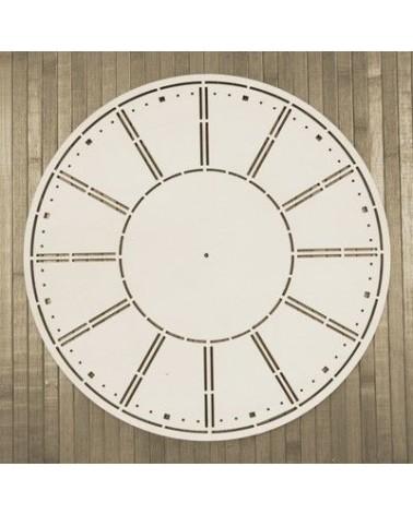 Soporte Madera 015 Reloj