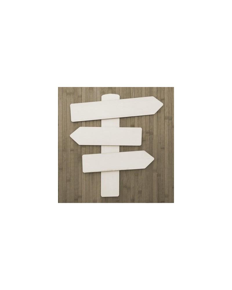 Wood Board 017 Signal