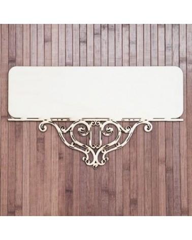 Wood Board 031-40 Vintage Board 40x24cm