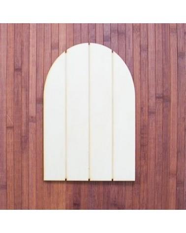 Wood Board 026-30 Altarpiece Lath 20x30cm