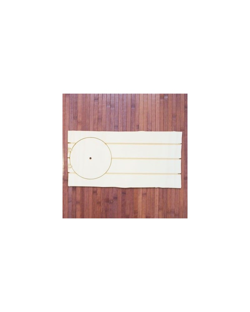 Wood Board 027-45 Clock Lath 27x45cm