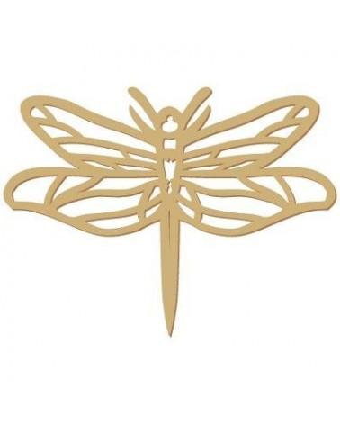 Silhouette Figur 024 Libelle